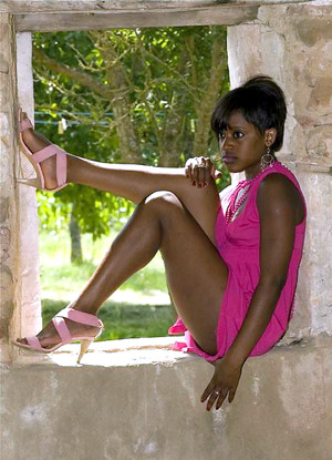 Amazing, non nude ebony girls from..